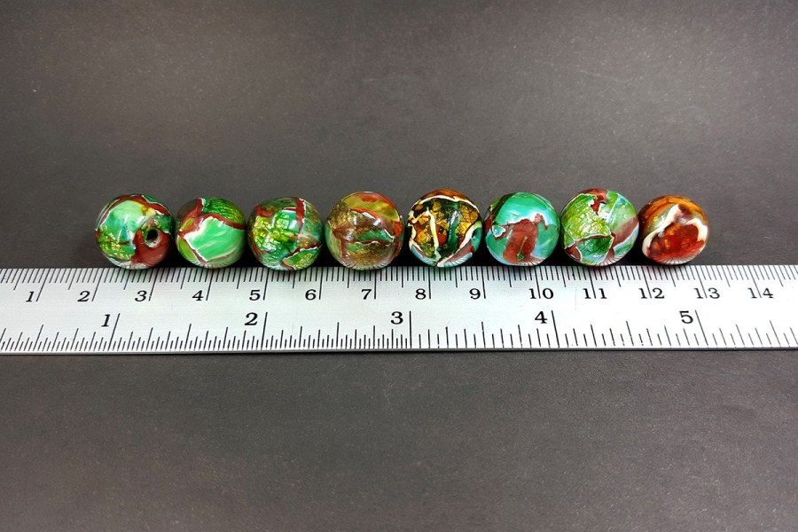 8 pcs Jade Beads p05