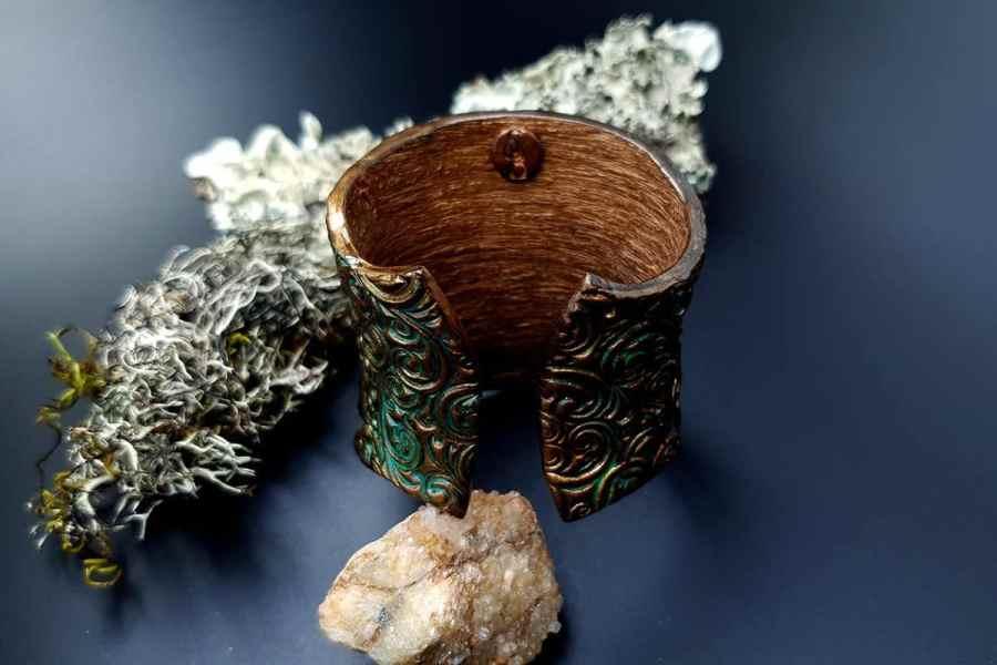 Bracelet Cuff Nature img04