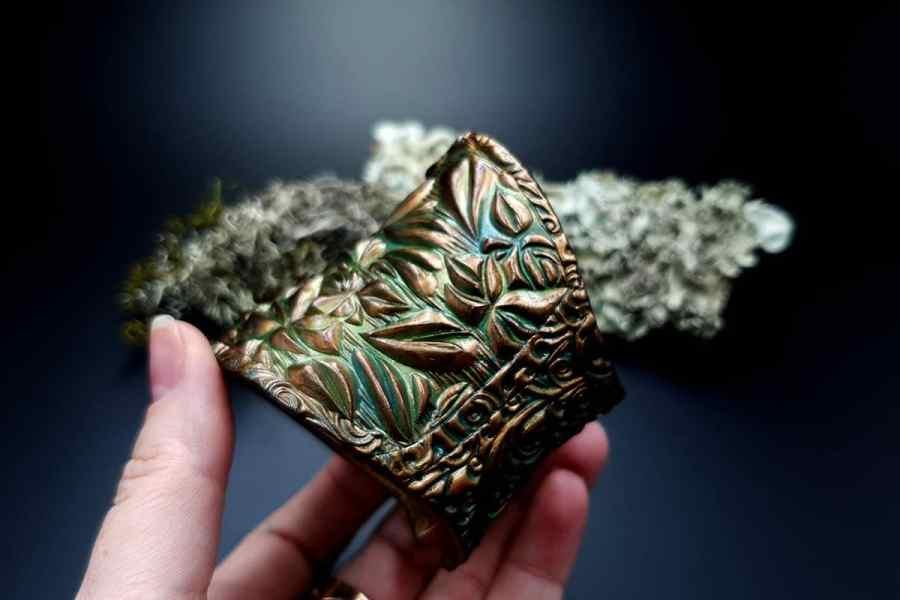 Bracelet Cuff Nature img06