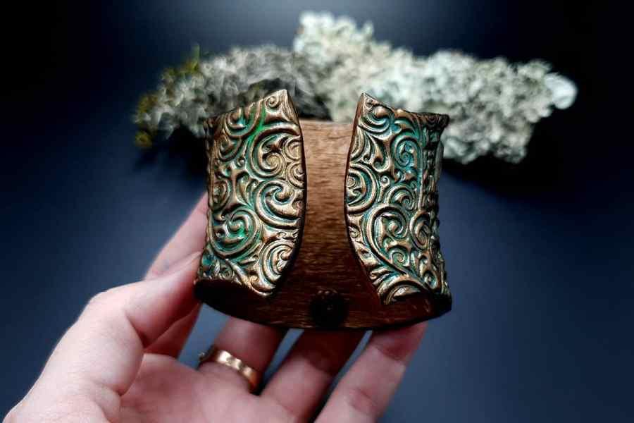 Bracelet Cuff Nature img08