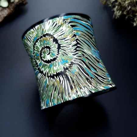 Bracelet Cuff Nautilus