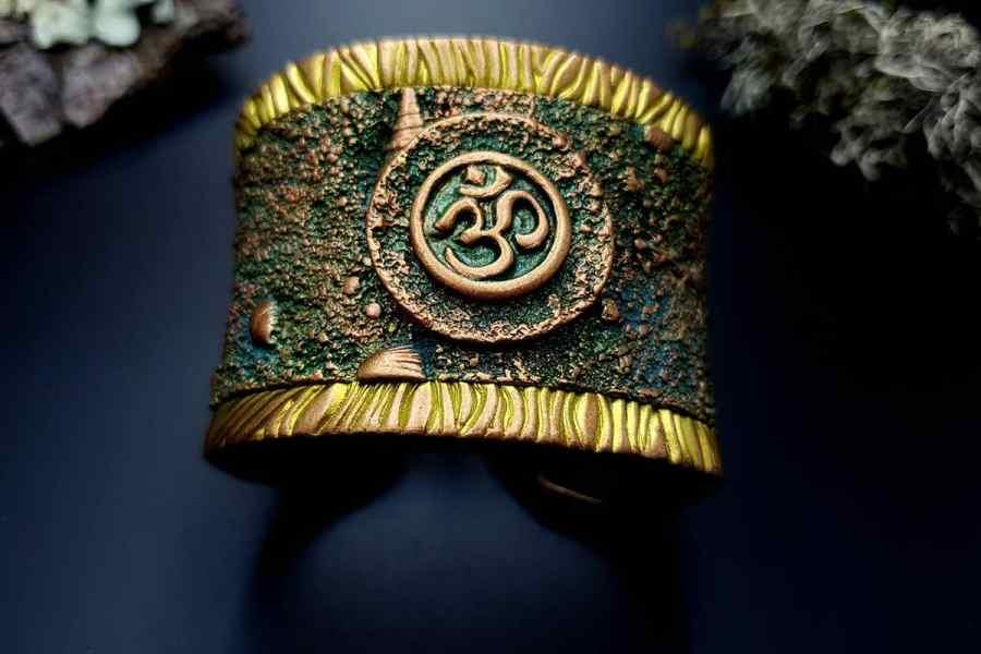 Bracelet Cuff OM 20191012_140502