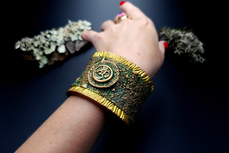 Bracelet Cuff OM 20191012_140721