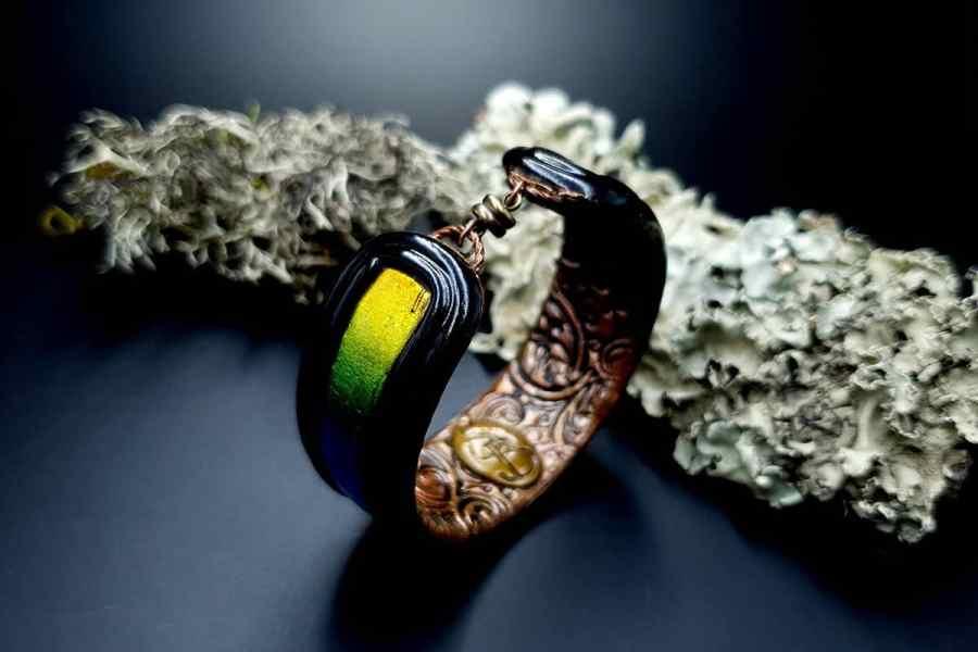 Bracelet Cuff Rainbow Dreams img04