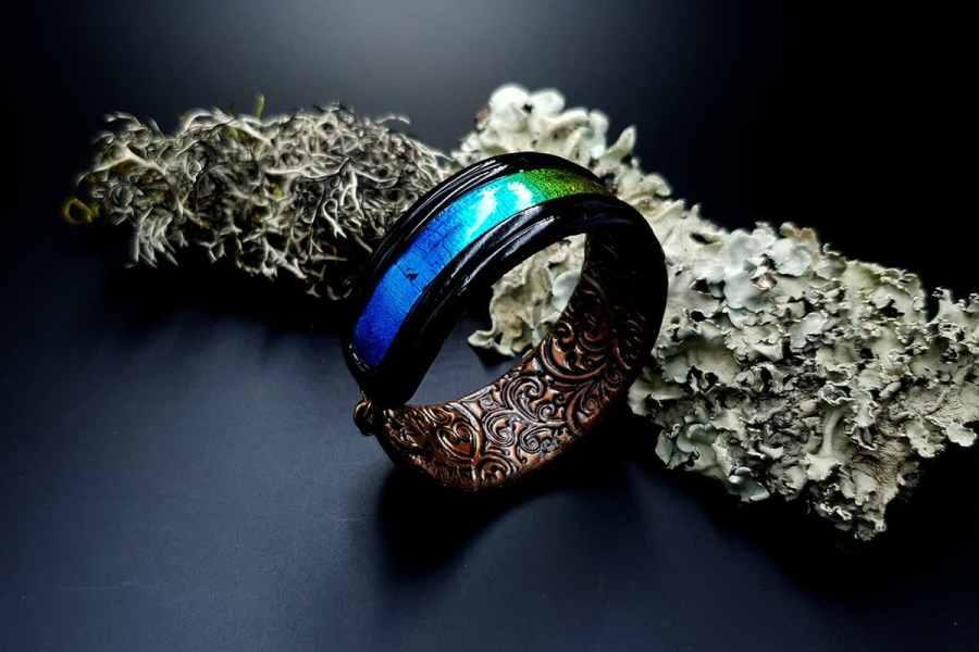 Bracelet Cuff Rainbow Dreams img05