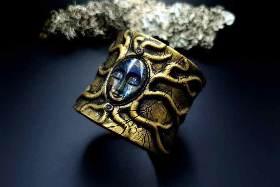 Bracelet Cuff The Goddess img03
