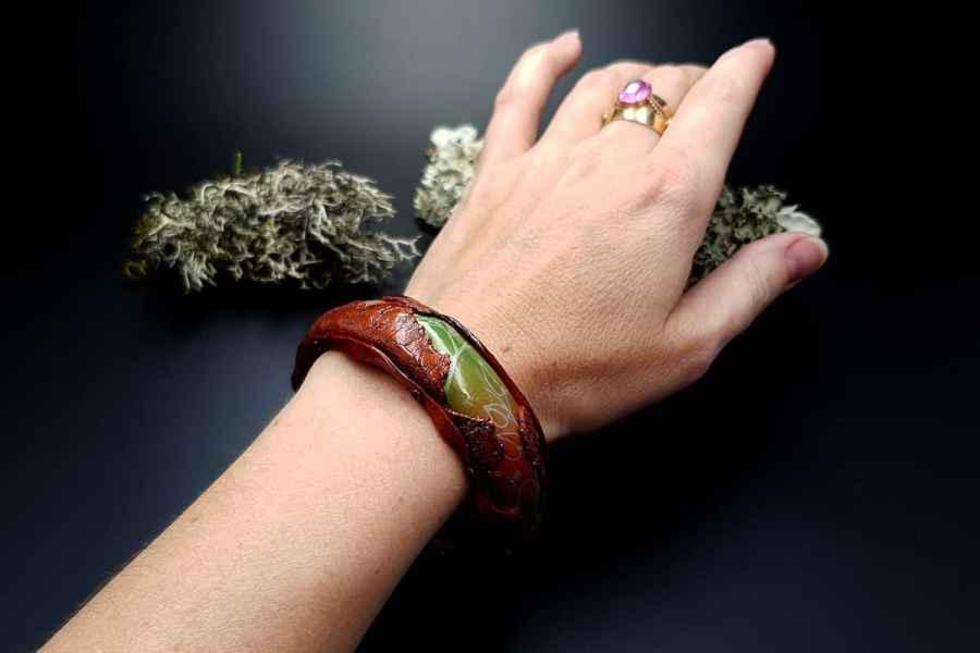 Bracelet Rusted Metal img10