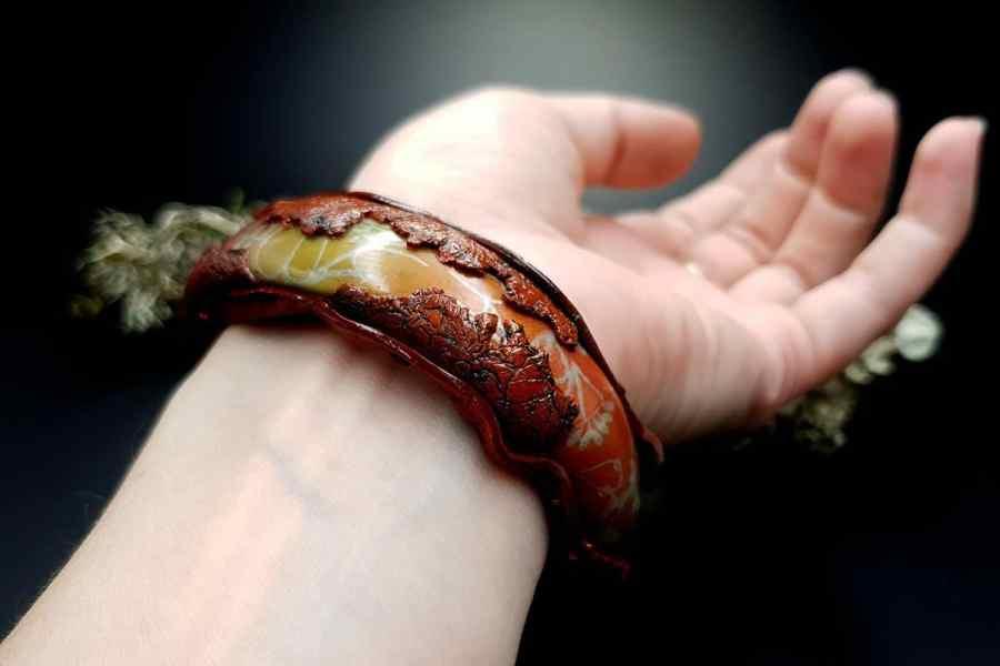 Bracelet Rusted Metal img13
