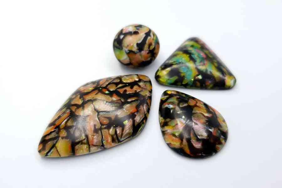 Faux Boulder Opal Set 04 p03