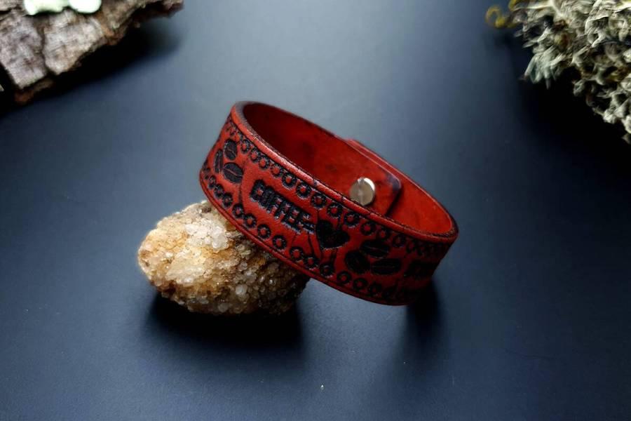 Faux Leather Bracelet 20191012_140901