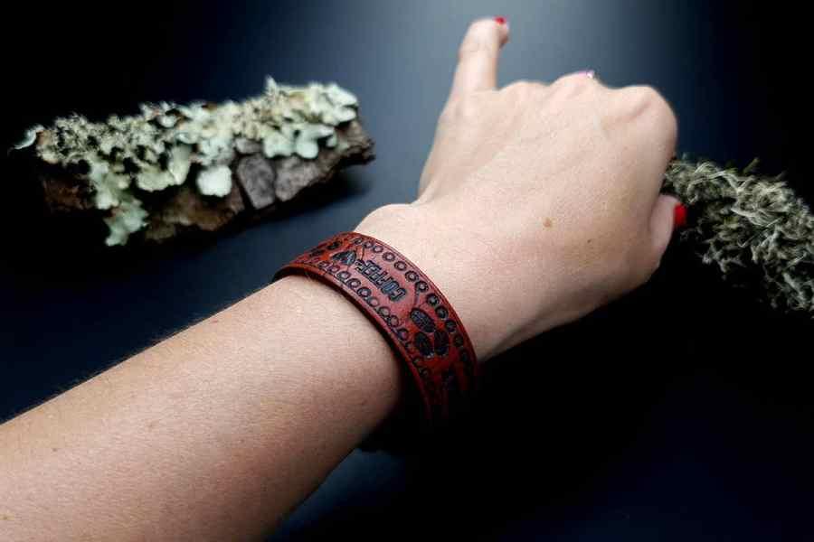 Faux Leather Bracelet 20191012_141137