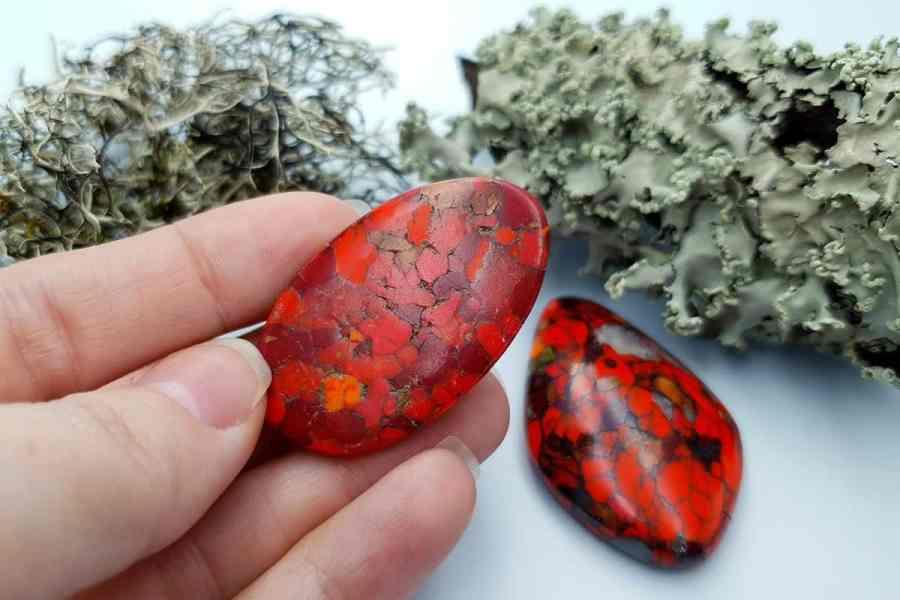 Faux Red Jasper 20191007_130508