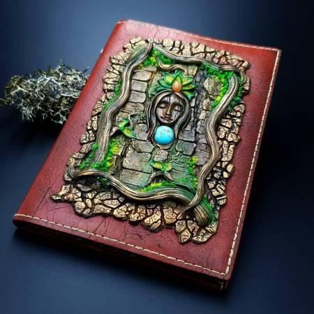 Forest Goddess Sketchbook