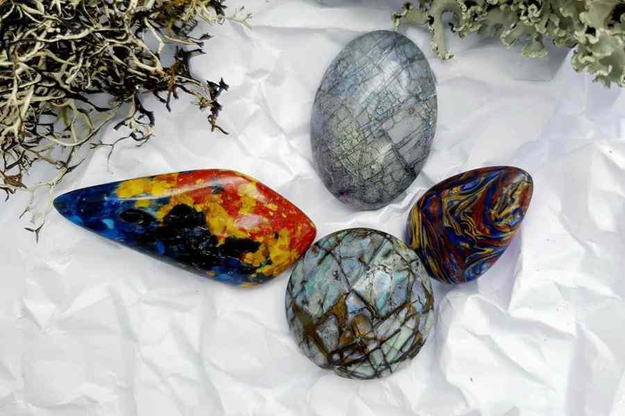Labradorite Pietersite Stone Mix 20191006_132501