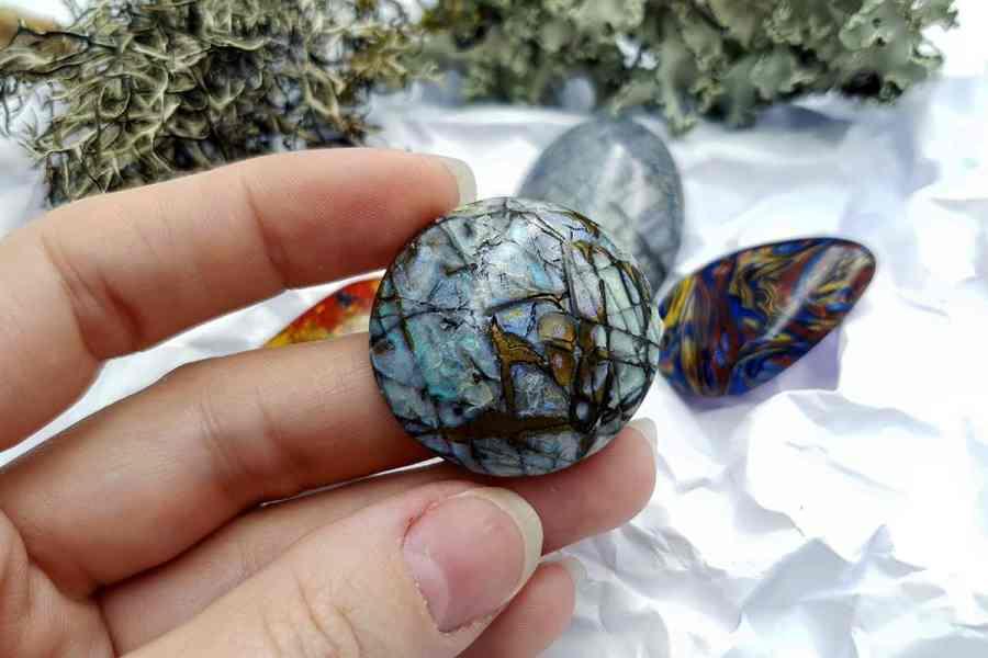 Labradorite Pietersite Stone Mix 20191006_132550