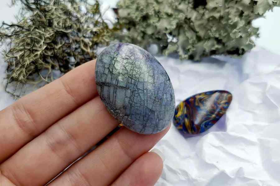 Labradorite Pietersite Stone Mix 20191006_132820