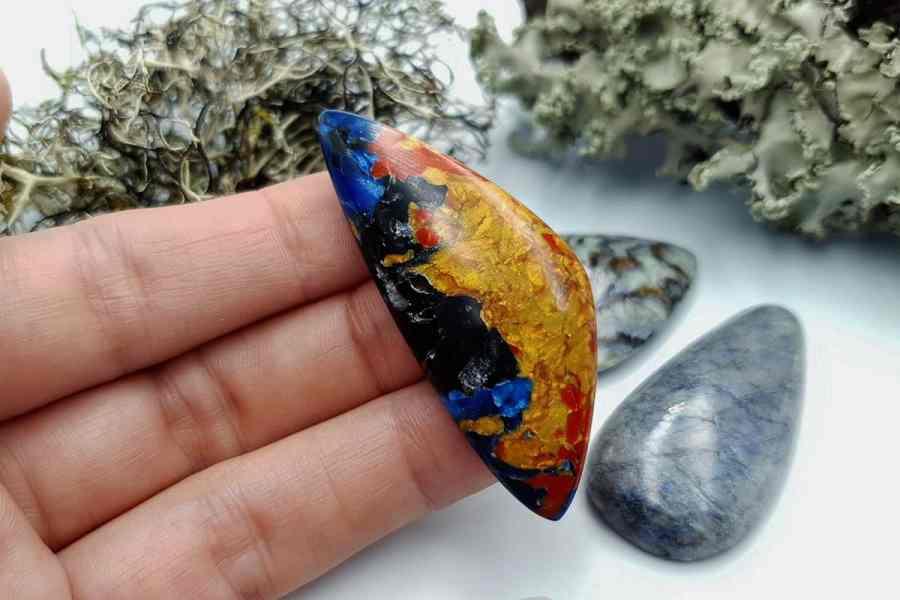 Labradorite Pietersite Stone Mix 20191006_133707