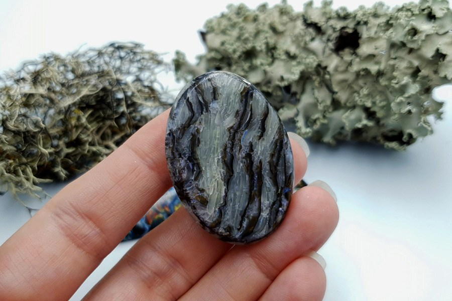 Labradorite Pietersite Stone Mix 20191006_134228