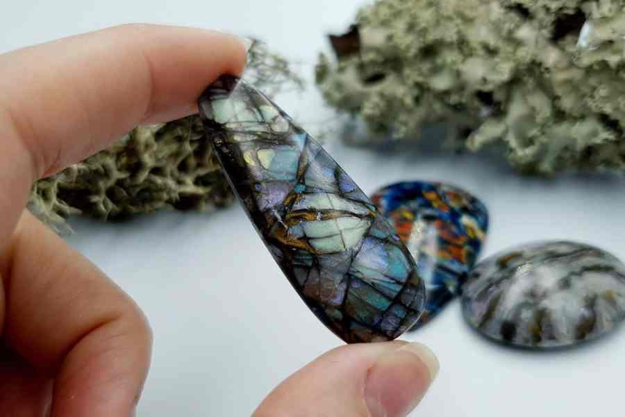 Labradorite Pietersite Stone Mix 20191006_134426