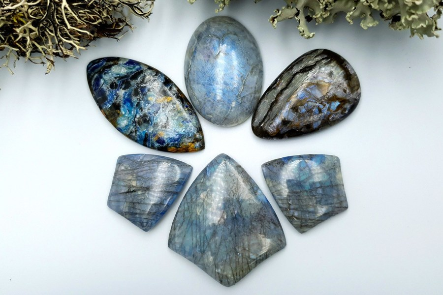 Labradorite Pietersite Stone Mix 20191006_134518
