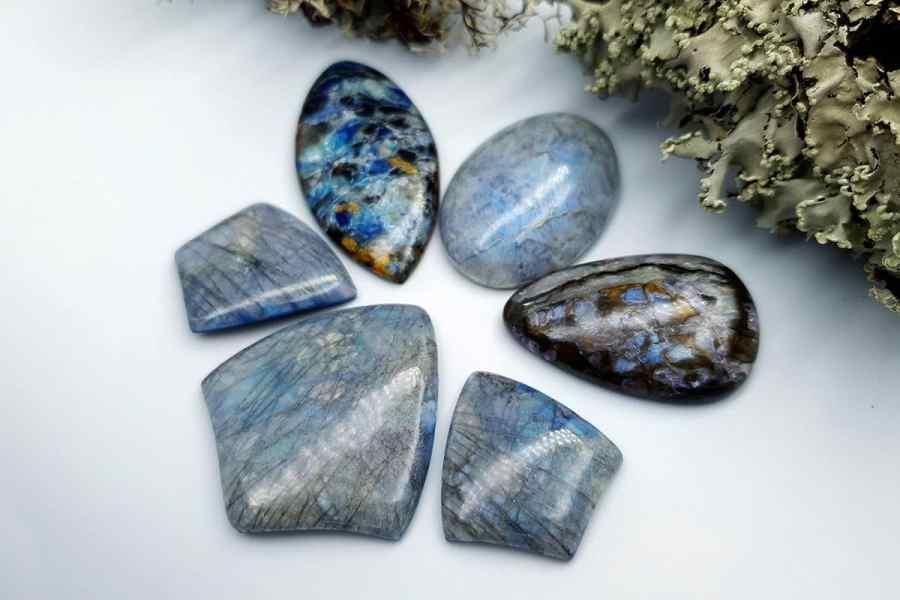 Labradorite Pietersite Stone Mix 20191006_134559