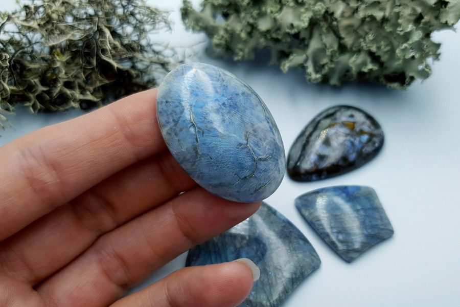 Labradorite Pietersite Stone Mix 20191006_134712