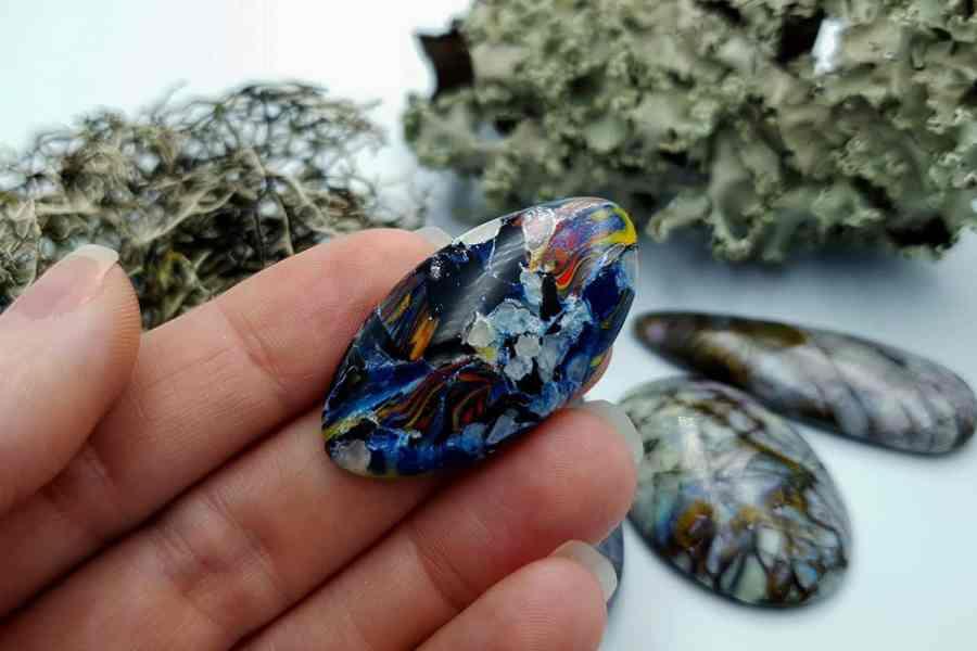 Labradorite Pietersite Stone Mix 20191006_135158