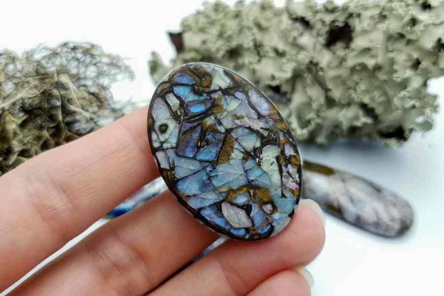 Labradorite Pietersite Stone Mix 20191006_135319