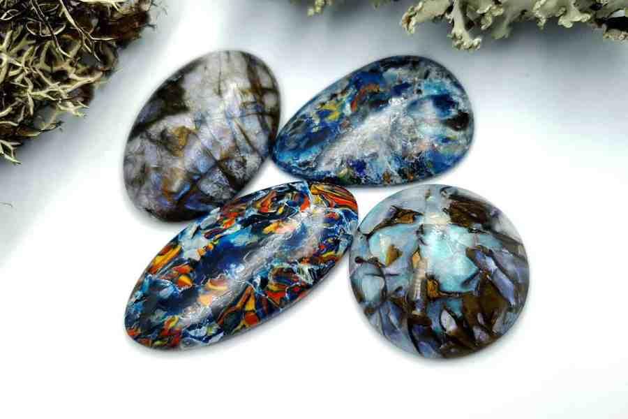 Labradorite Pietersite Stone Mix 20191006_135558