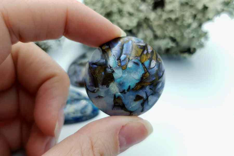 Labradorite Pietersite Stone Mix 20191006_135852