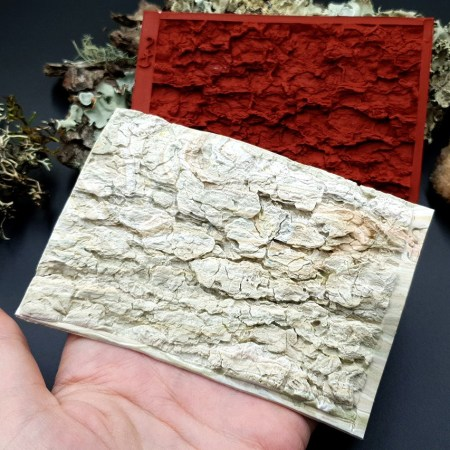 Silicone Texture Tree Bark #2 – 120x80mm