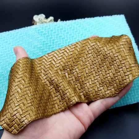 Silicone Texture Weaving Grain #2 – 180x120mm
