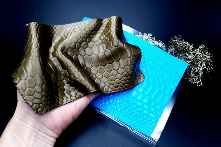 Snake Skin #2 Pattern Silicone Texture - 180x120mm