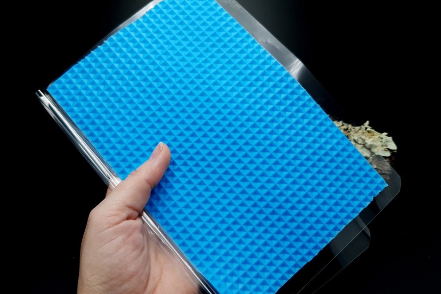 Cubic Cells Silicone Texture - 180x120mm 8