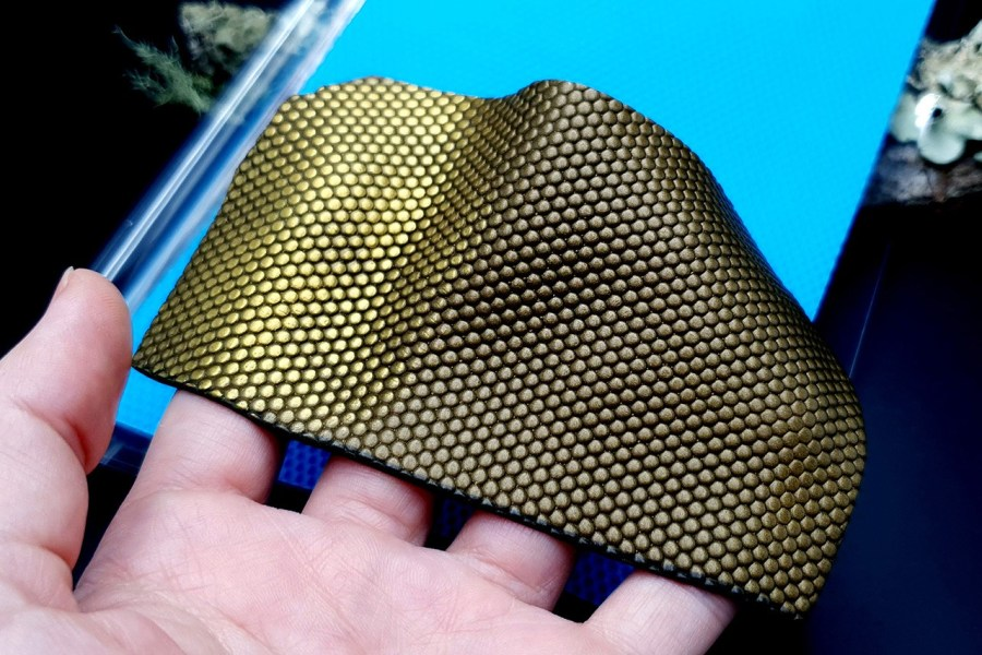 Micro Dots - Silicone Texture, Small Size 7