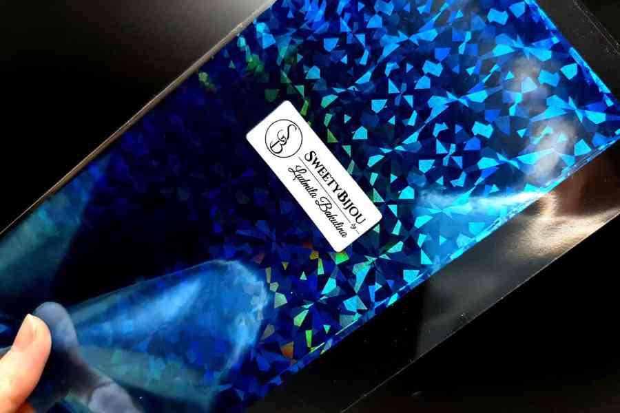 Blue Sapphire Shards (10 pcs)
