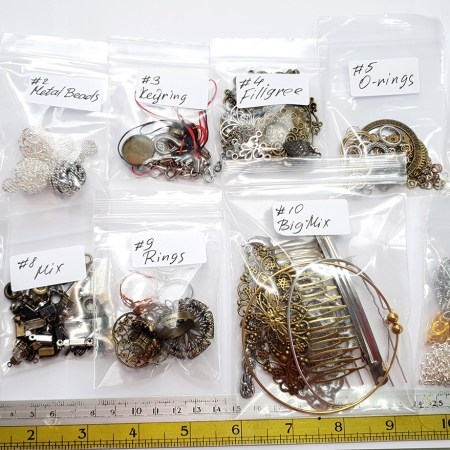 Grab Bag For Beginners Jewelry Makers