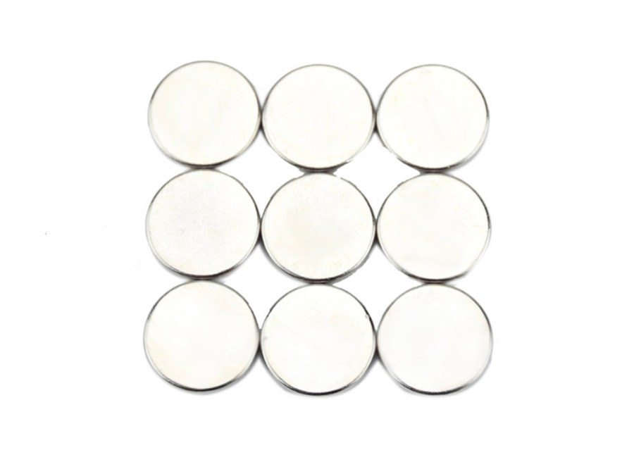 10 pcs (5 pairs) 12x1mm mini N52, neodymium magnets 1