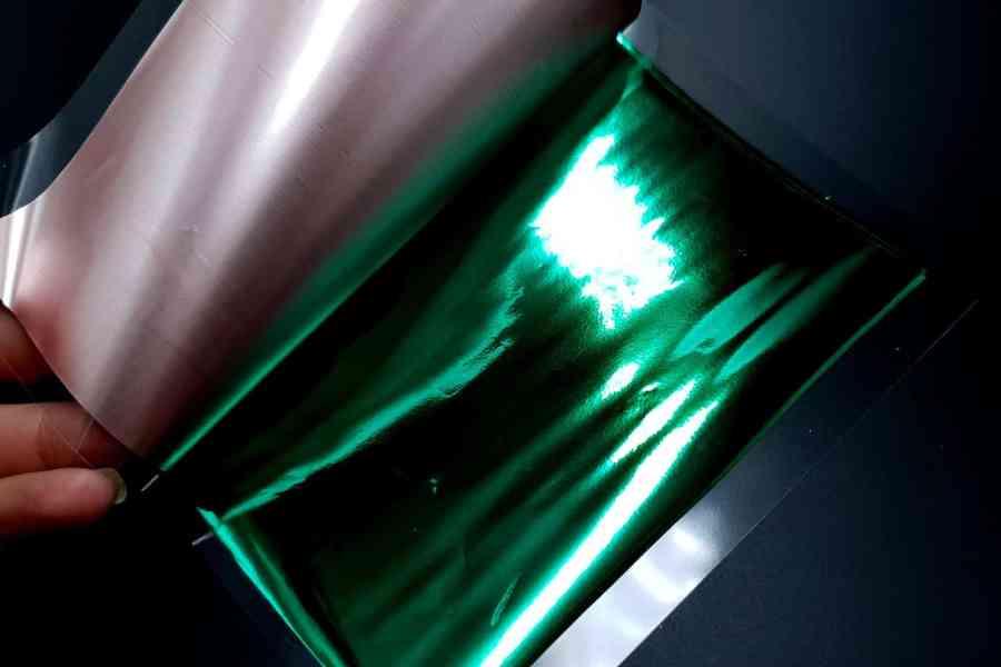 Emerald Green Foil (10 pcs) 3