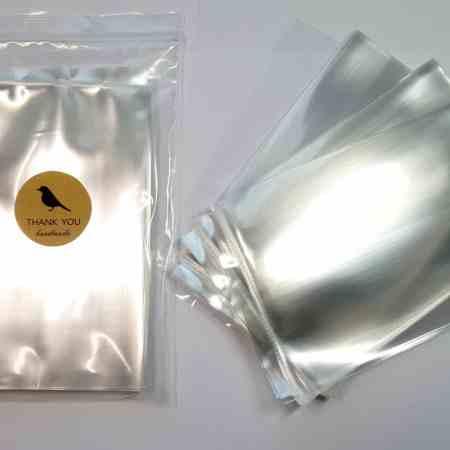 Thick OPP Plastic Bags 7×11 (10 pcs)