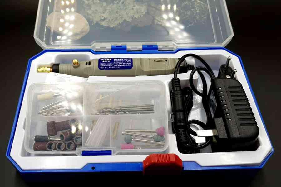 Electric Tool, Mini Drill Rotary tool 18V 5