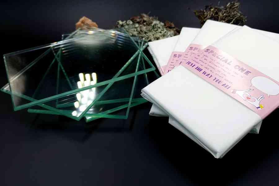 Glass Tile - Size 10x15cm 9