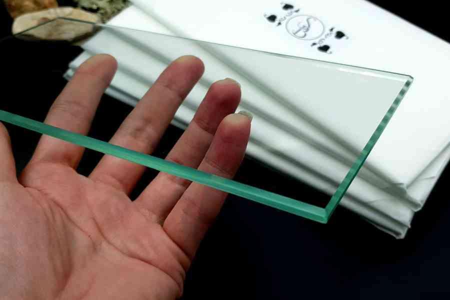 Glass Tile - Size 10x20cm