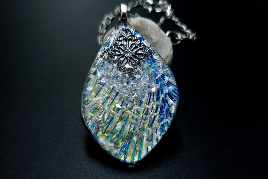 Pendant Melted Ice 4