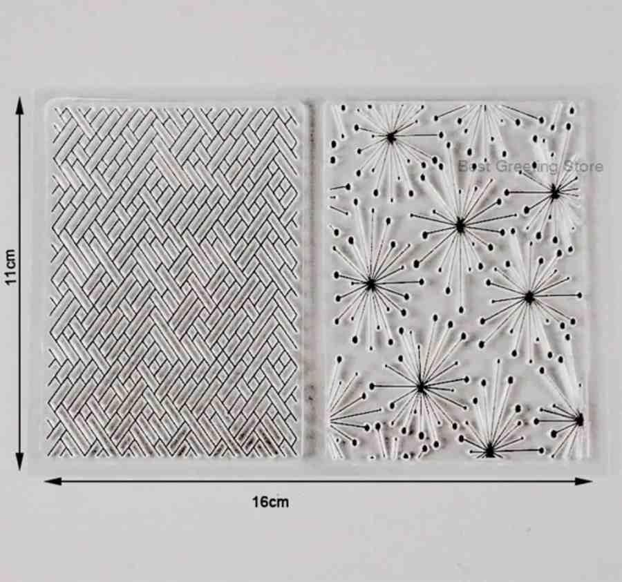 Weaving Pattern and Dandelions