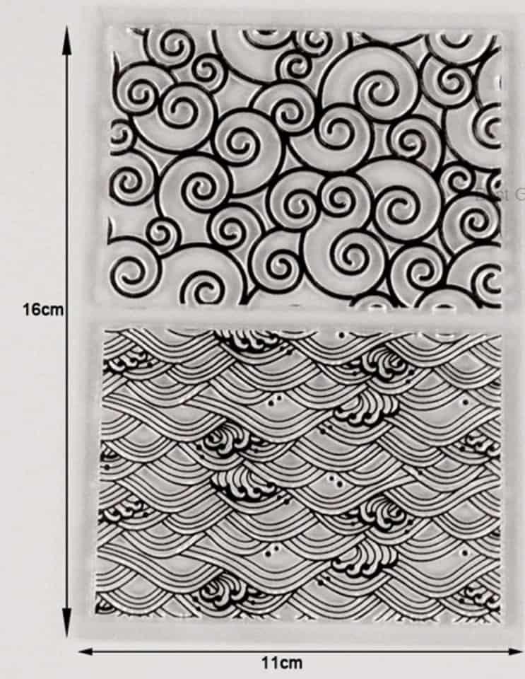Wind Swirls And Ocean Waves 6