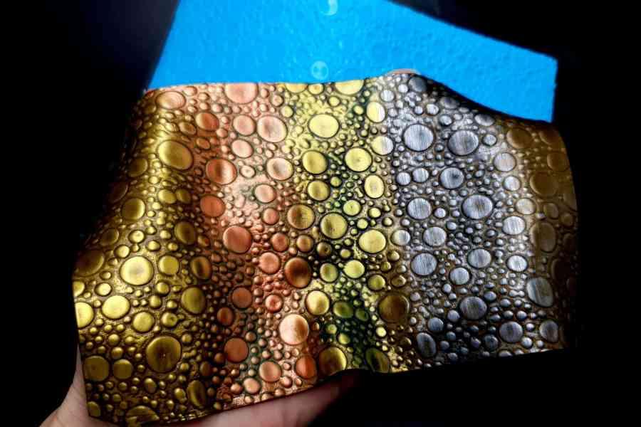 Soap Bubbles Silicone Texture 9