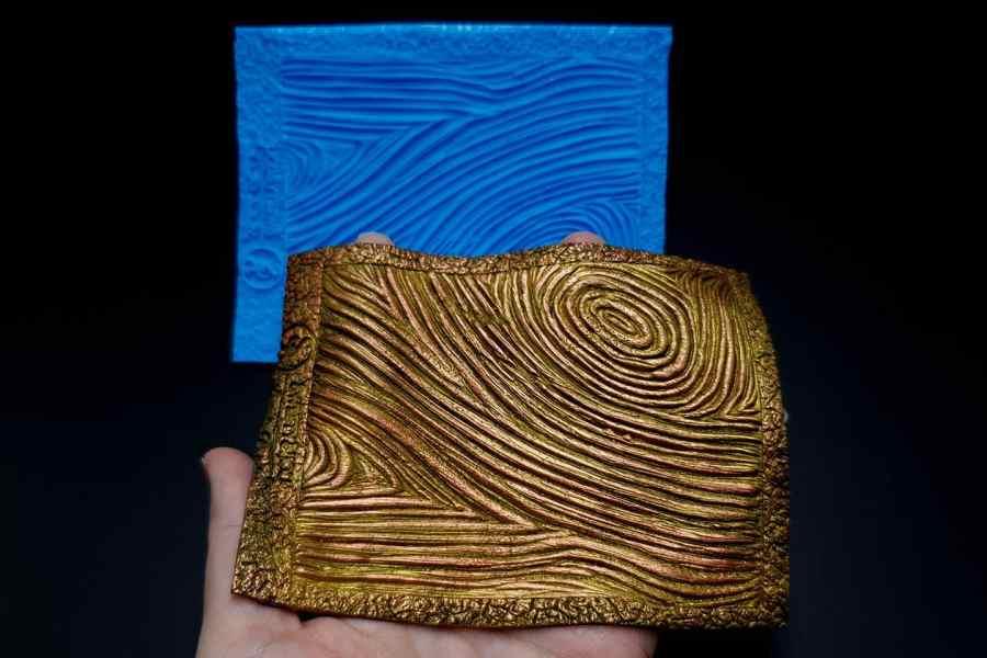 Wooden Pattern 8