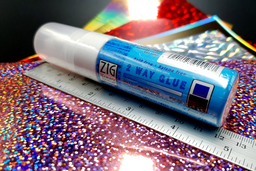 2 Way Adhesive Glue Marker - Broad 7