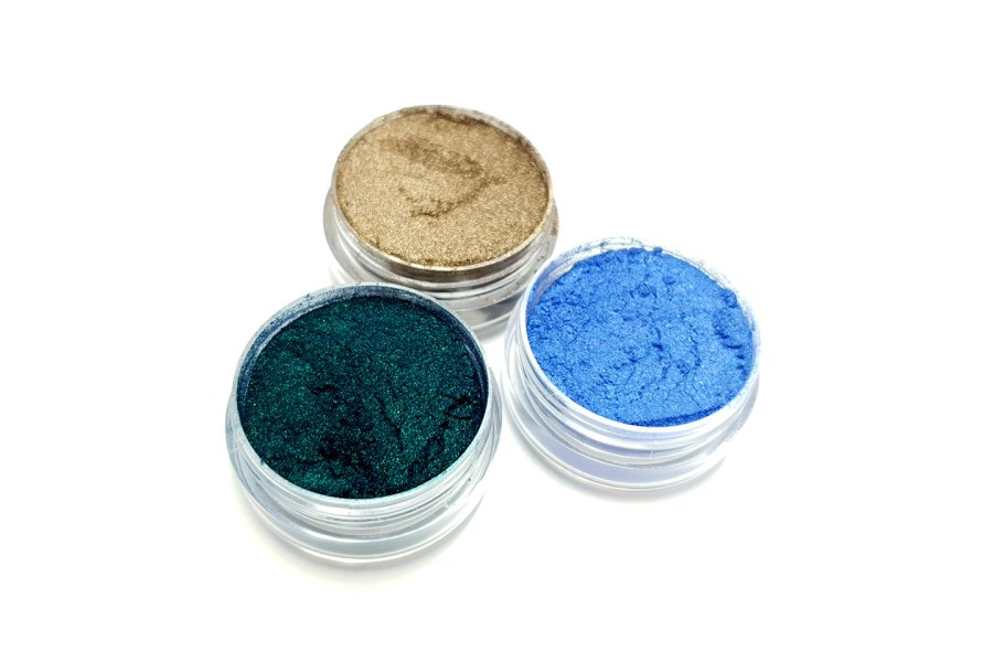 The Nature - Set of 3 Pigment powders 3